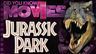 Jurassic Park and the Soggy T-Rex ft. Egoraptor from Game Grumps - Did You Know Movies