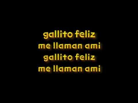 Cristian Castro - Gallito Feliz