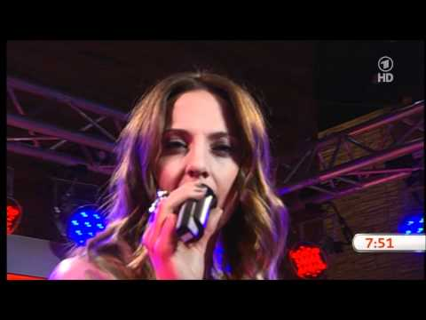 Melanie C Rock Me performance on ARD - 24.06.2011
