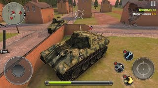 Tanks of Battle World War 2 (by VascoGames) - Part 2 - Android Gameplay [HD]