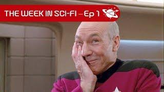 The Week in Sci-Fi (Ep 1: Sun 19 Aug)