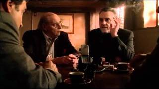 The Sopranos. Hilarious sit down with New York mafia