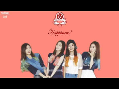 Red Velvet 레드벨벳_행복(Happiness)_Color Coded Lyrics (Han|Rom|Eng)