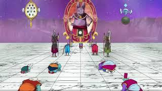 Goku Meets Zeno Dragon Ball Super (English Dub)