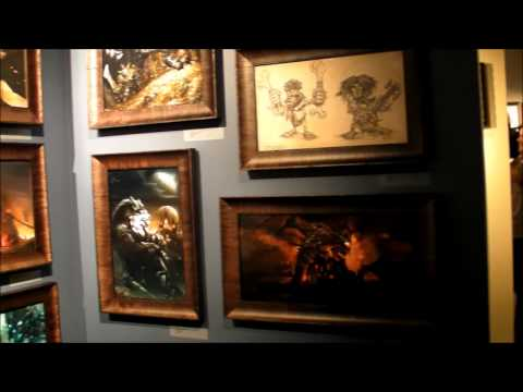 Blizzard Museum (20 Year Anniversary) - YouTube