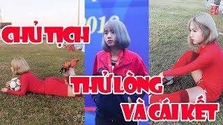 Trần Thị Duyên - Nữ Chủ tịch xinh đẹp giả vờ làm cầu thủ bóng đá thử lòng dân mạng và cái kết