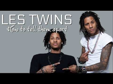 LES TWINS | HOW TO TELL THEM APART