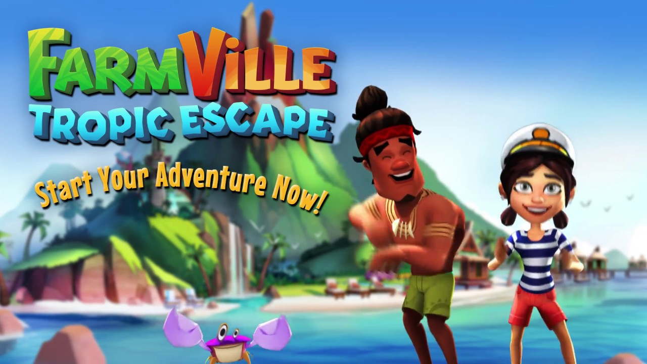 즐겨보세요 Farmvile: Tropic Escape on PC 2