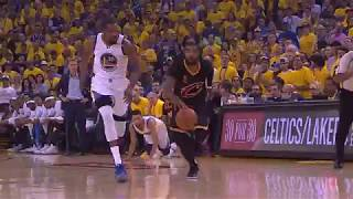 Top Plays From The 1st Half Of NBA Finals Game 5