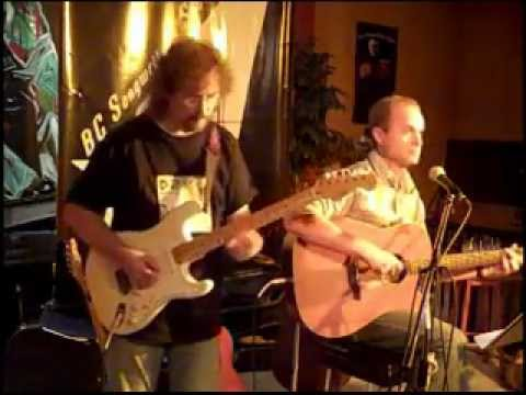 Dave Mercer - Lonely And Me - Live at McBurney's