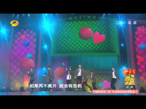 EXO - 咆哮(中文版)+Lay - SOLO舞蹈+EXO - 上癮(中文版)