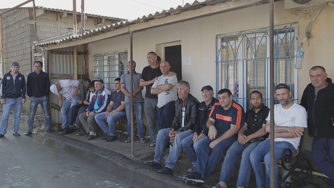 """Власти Дагестана игнорируют """"голодный"""" протест водителей"""