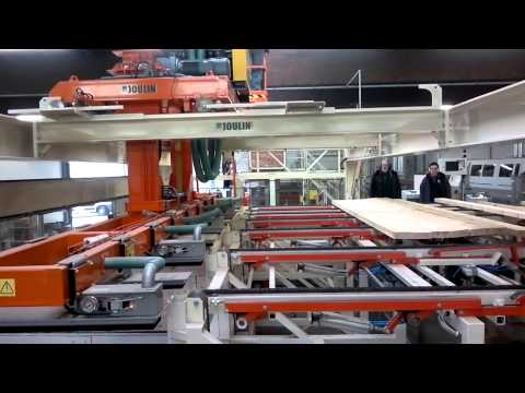 JOULIN Lumber Gantry Robots Medley - Episode I