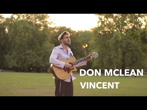 Don Mclean - Vincent ( Acoustic Cover By Osher )