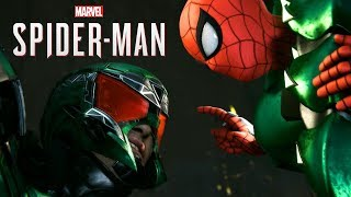 Marvel's Spider-Man – Official Gameplay Demo   Sony E3 2018