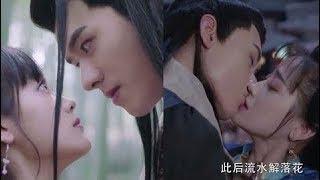 💕Unique Lady 💕Wu Mei💖 Luo Jing💖Xiu Wen💕Love History💕  clip de drama