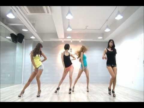 씨스타(SISTAR) - So Cool  Choreography ver.(안무영상)