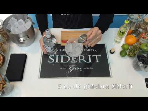 Siderit- ¿Como preparar el Gin Tonic perfecto? Perfect server tonic
