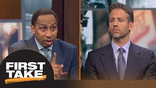 Stephen A.: Odell Beckham Jr. is worthy of new contract from Giants | First Take | ESPN