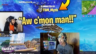 Ninja Reacts to Fortnite Funny Fails and WTF Moments! (Twitch Moments Reaction Ep. 223)