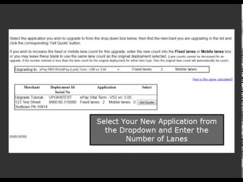 Datacap PSCS Tutorial - NETePay 5.0+ upgrade tutorial