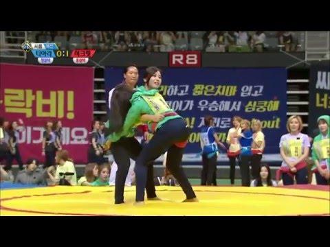 Leo (VIXX) & Eunji (Apink) Moments