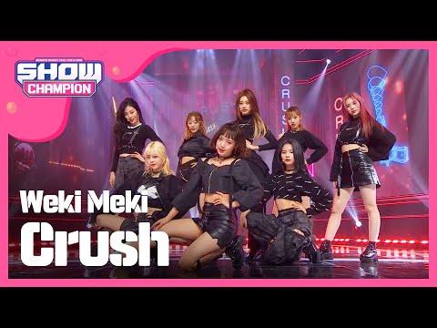 Show Champion EP.289 Weki Meki - Crush