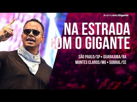 LÉO SANTANA | NA ESTRADA COM O GIGANTE (11-14/10)