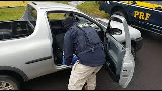 PRF prende homem com duas pistolas sem procedência na BR 101 em Osório