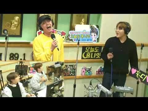 [720p]180330 이홍기 부승관 - Wind Live @ KTR