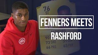 Why doesn't Rashford dab with Pogba? | Fenners Meets Rashford