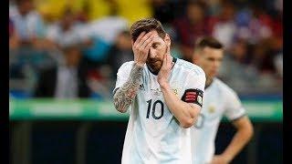 Argentina vs Paraguay 1 - 1    Match Highlights   Copa America 2019