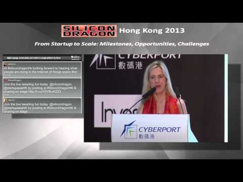Silicon Dragon Hong Kong Features Aerva AerTweet