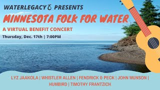 Minnesota Folk For Water - A Virtual Benefit Concert