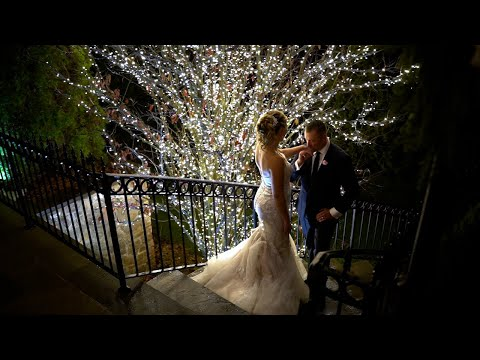 Park Savoy Wedding of Catherine & John