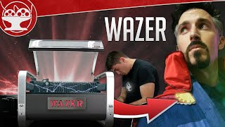 Cutting Metal with Water! Wazer Unboxing