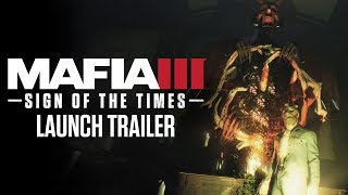Mafia III - Sign of the Times DLC Megjelenés Trailer