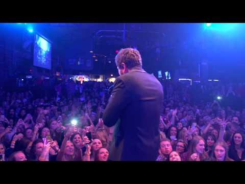 Brett Eldredge Live From Brick Street Intro