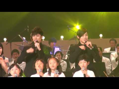 SS501 Hyun Joong+Kyu Jong Focus