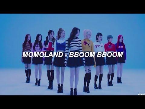 MOMOLAND - Bboom Bboom // Sub. español