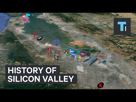 History of Silicon Valey