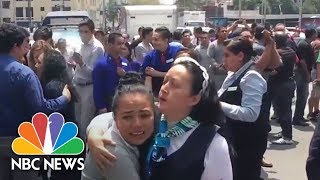 Special Report: Deadly Earthquake Hits Central Mexico | NBC News