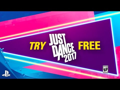 Just Dance 2017 Trailer