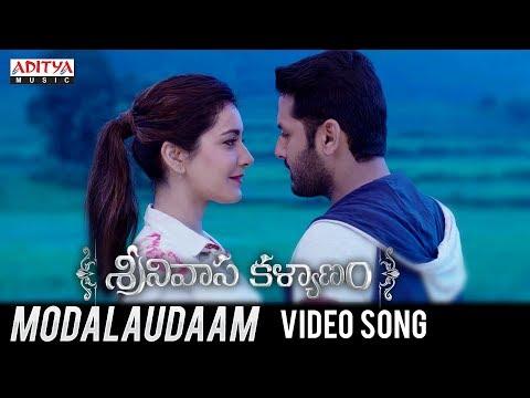 Srinivasa-Kalyanam-Film-Modalaudaam-Video-Song