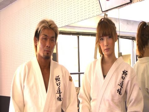 2013年10月28日 赤井沙希&坂口征夫 公開合同練習