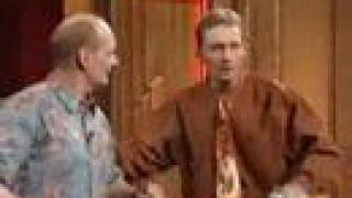 Whose line is it anyway: Tarzan and Jane talk