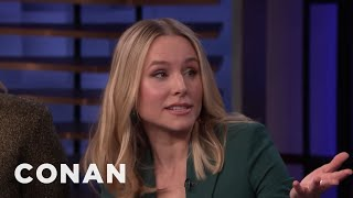 Dax Shepard Cheers On Kristen Bell's Sex Scenes