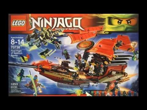 Lego ninjago 2015 summer sets full hd first look german deutsch