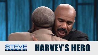 Steve Harvey: Your story really moved me!    STEVE HARVEY