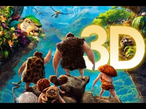 Los Croods - Trailer 1 Español Latino - FULL HD 3D